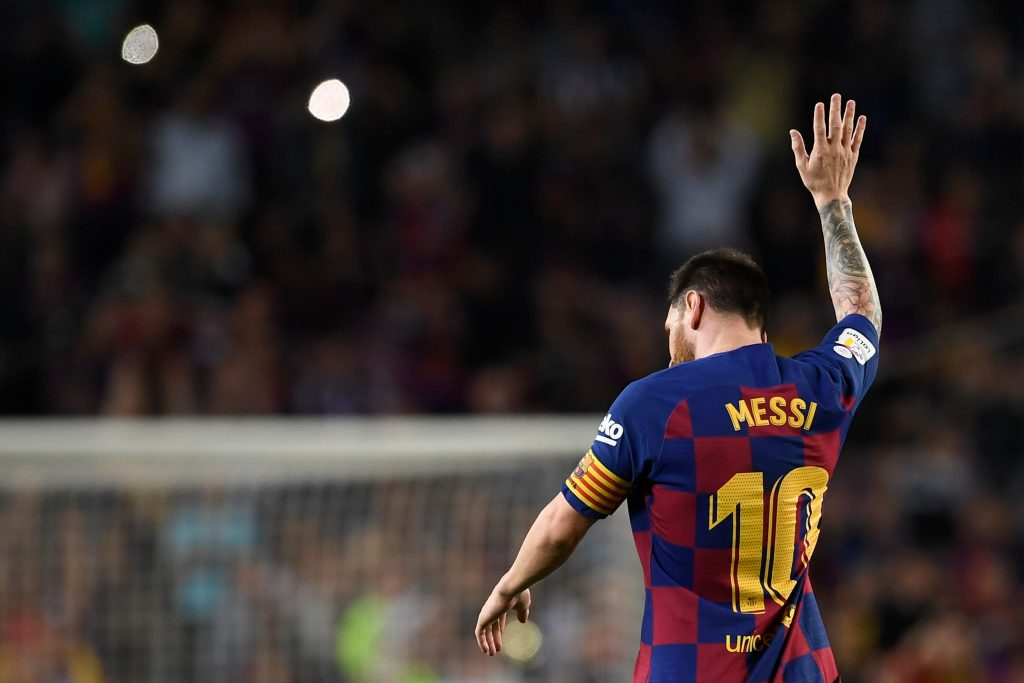 Barcellona, Leo Messi snobba CR7: