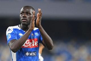 """Koulibaly: """"I tifosi italiani razzisti? A Napoli no, qui c'è tanto amore"""""""