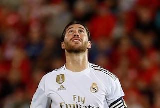 Sergio Ramos, multa da un milione di euro in Spagna per frode fiscale
