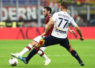 Pagelle di Milan-Lecce sul risultato di 2-2