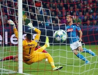 M come Maradona, M come Mertens: agganciato (e poi superato) D10S a quota 116 gol col Napoli