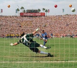"""Roberto Baggio e il rigore con il Brasile che toglie il sonno: """"Ci penso prima di dormire"""""""