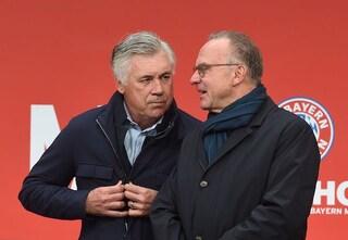 """Rummenigge e l'esonero di Ancelotti al Bayern: """"Dovevamo aspettare di più"""""""