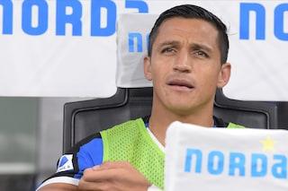 Inter, Alexis Sanchez operato alla caviglia. Tempi di recupero: fuori per 3 mesi