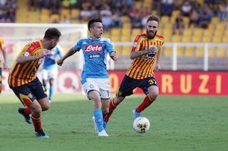 Napoli, i convocati per la sfida con l'Hellas Verona: Ancelotti lascia in tribuna Lozano