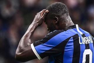 Champions, Inter: Lukaku ko per una noia al quadricipite. Il belga in dubbio per la Juve
