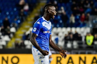 Brescia, Balotelli protagonista in amichevole: l'attaccante segna 3 gol in 25 minuti
