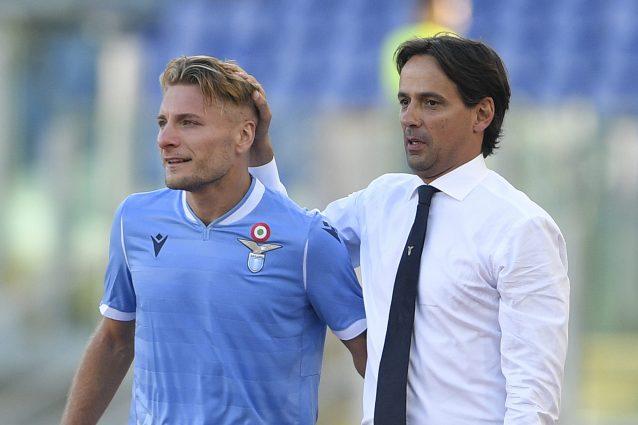 Lazio, serve la vittoria per invertire il trend negativo in Europa