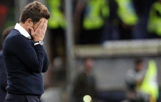 La Sampdoria tratta l'esonero con Di Francesco, pronto Stefano Pioli al suo posto