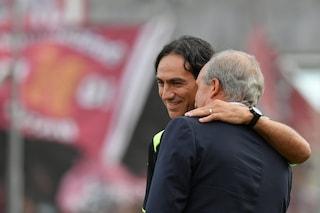 Serie B, Salernitana fermata dal Frosinone: manca l'aggancio al Benevento