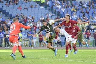 Moviola Roma-Cagliari, perché l'arbitro ha annullato il gol a Kalinic