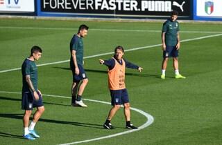 Nazionale, Mancini rivoluziona l'Italia per le ultime partite di qualificazione a Euro 2020