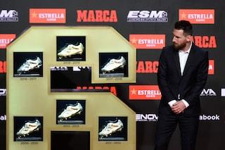 """Lionel Messi: """"CR7 e Ibra si auto-celebrano? Io preferisco far parlare il campo"""""""