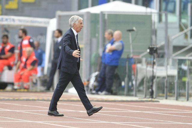 Lazio contro Gasperini: