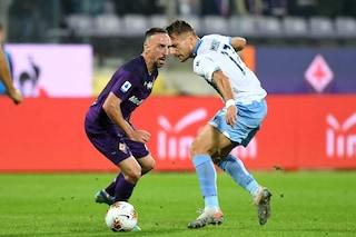 """Fiorentina, Ribery si scusa via social: """"Ho sbagliato, ma chiedo maggior rispetto"""""""
