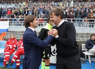 La Cremonese esonera Rastelli, il nuovo allenatore sarà Marco Baroni