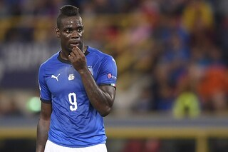 Il miglior attaccante per l'Italia? Né Belotti né Immobile, ma Balotelli. Parola di Adani