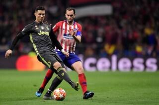 Derby d'Italia: Godin ritrova Cristiano Ronaldo, dopo i duelli in Spagna e in Champions
