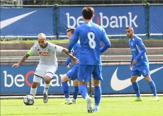 Youth League, Genk-Napoli 3-1: non basta il gran gol di Gaetano