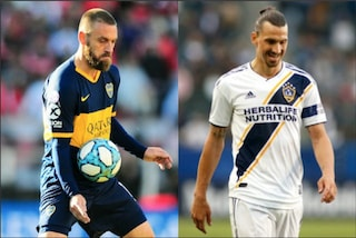 Fiorentina, ultime notizie: De Rossi e Ibrahimovic dopo Ribery