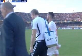 Juventus, come stanno gli infortunati: ecco le condizioni di Pjanic, Higuain e Bentancur