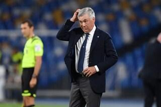 Quando la smetterà Ancelotti di far giocare il Napoli come ai quattro cantoni?