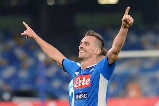 Napoli, ultime notizie di calciomercato: Milik rinnova, cifre e durata del contratto