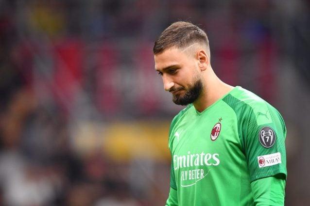 Donnarumma: il Milan vuole il rinnovo con riduzione dell'ingaggio