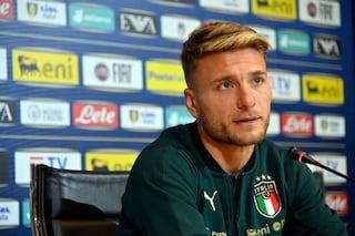 """Immobile: """"Ho un debito con la Nazionale, lo salderò all'Europeo"""""""