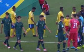 Mondiale Under 17, l'Italia batte le Isole Salomone per 5-0 all'esordio. Gnonto mattatore