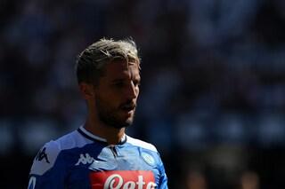 """Mertens e il suo futuro: """"Vorrei rimanere, ma il Napoli non pensa al mio rinnovo"""""""