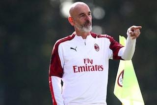 Milan, l'accordo con Pioli: secondo anno di contratto legato alla qualificazione in Europa