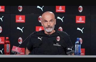 Coronavirus, Pioli non parla: annullata la conferenza per il match con il Genoa