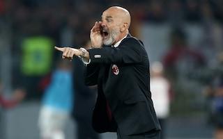 """Coppa Italia, Pioli punta in alto: """"Milan, da qui si entra in Europa"""""""