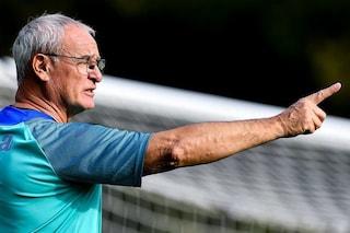 """Sampdoria, tutta la sincerità di Ranieri: """"Mi basta vincere anche su autogol"""""""