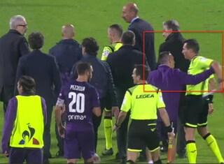 Franck Ribery rischia fino a 4 giornate di squalifica per lo spintone al guardalinee