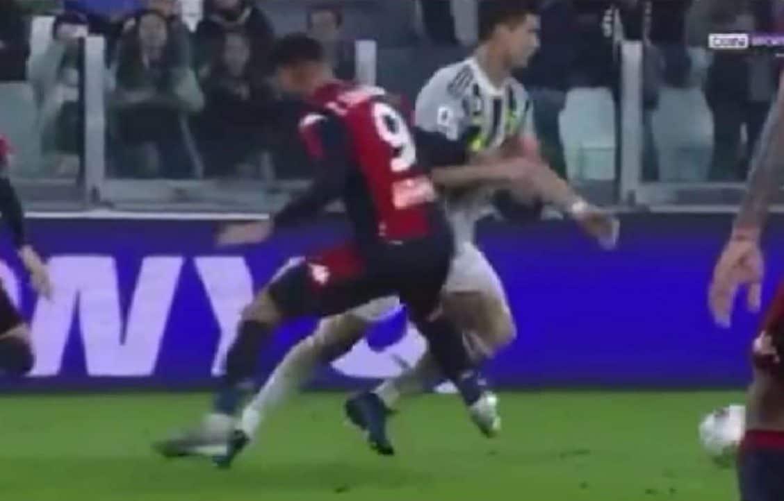 La moviola di Juventus-Genoa, il rigore di Ronaldo al 95′ è l'episodio clou