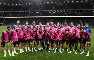Spagna, perché la nazionale indossa la maglia rosa contro la Svezia