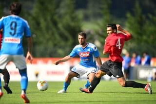Ultime notizie Napoli: fuori Mertens, Amin Younes e Milik in attacco contro il Verona