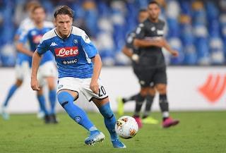Zielinski è l'unico intoccabile del Napoli, ha giocato tutti i minuti in questa Serie A