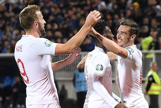 Qualificazioni Euro 2020: l'Inghilterra cala il poker e si impone anche in Kosovo
