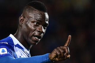 Brescia, Balotelli verso l'addio: l'attaccante può già partire a gennaio