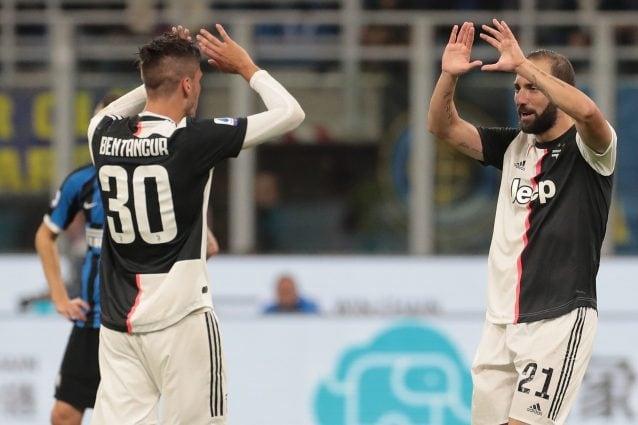Juventus, Bentancur elogia Higuain: