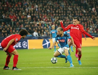 Champions, Napoli-Salisburgo ore 21: su quale canale vedere in tv la partita