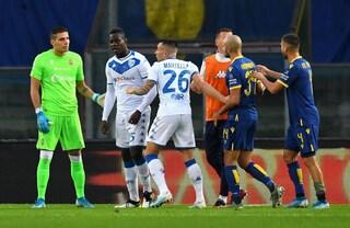 """Cori razzisti a Balotelli, Corini: """"Se l'arbitro ha sospeso la gara, qualcosa è successo"""""""