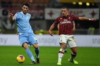 Lazio, Luis Alberto jolly di Inzaghi: due assist puniscono un Milan senza equilibrio