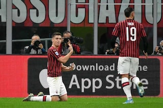 """Milan, Piatek: """"Cambierò squadra quando il mio valore sarà di 60-70 milioni"""""""