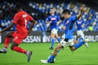 Napoli-Salisburgo, le pagelle sul risultato di 1-1