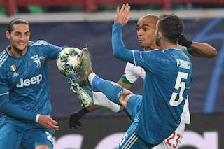 Le pagelle di Lokomotiv Mosca-Juventus sul risultato di 1-2