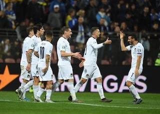 Dove giocherà l'Italia a Euro 2020: tre partite all'Olimpico di Roma